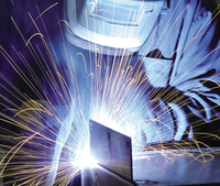 CO2 Shielded Arc Welding